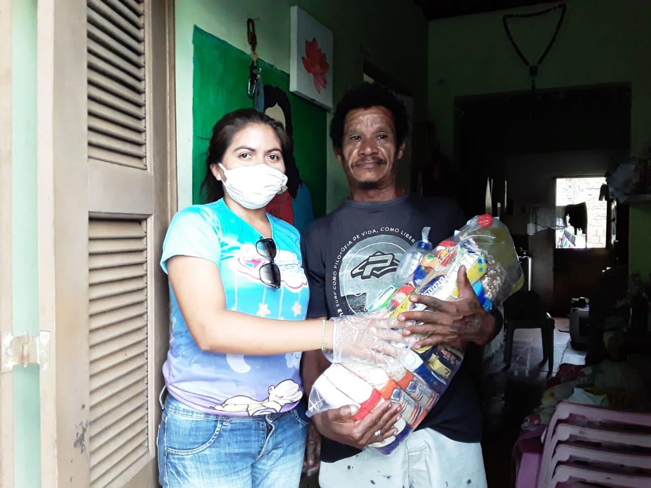 Agacc promove ações solidárias e de enfrentamento à pandemia em comunidades do Ceará